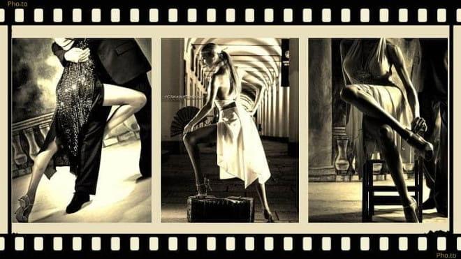 Maestra di Tango Argentino Beatrice Laghi - Scatti