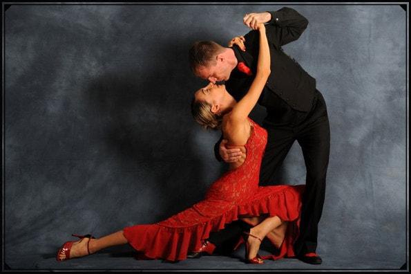 Maestra di Tango Argentino Beatrice Laghi
