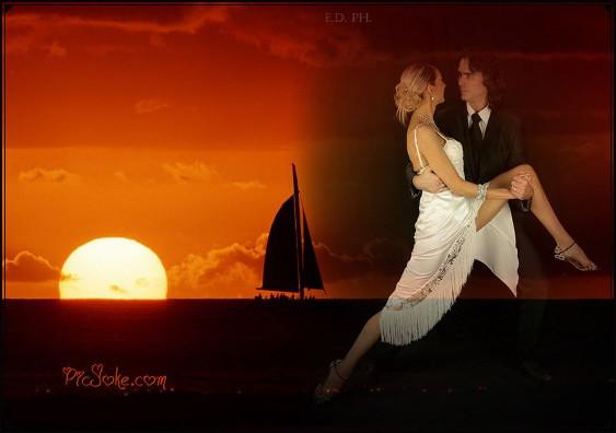 Maestri di Tango Argentino della Vogliovedertiballare A.S.D. Beatrice Laghi e Davide Fazzone - Posa